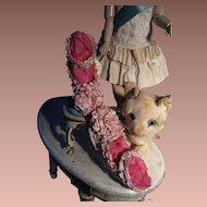 Most wonderful BRU or JUMEAU shoes.