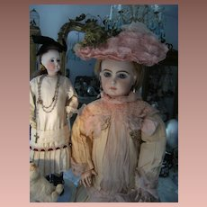 ****ON HOLD for EMMA Gorgeous Haute Couture French hat.......belongs to the Dress I list also.