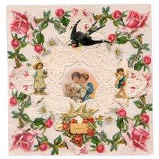 Antique Valentine: Victorian Valentine | Vintage Valentine