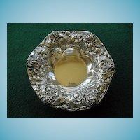 Gorham Sterling Art Nouveau Bowl