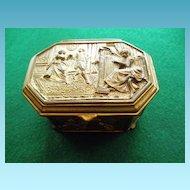 Adorable Casket/Dresser Box Circa 1915