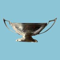 Durgin Sterling Master Pedestal Salt