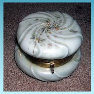 Wavecrest Dresser Jar  Box