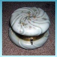Wavecrest Dresser Jar  Box