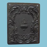Quarter Plate Union Case With Tinted Ambrotype of Young Couple