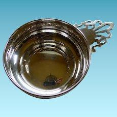 Vintage Sterling Reed & Barton Porridger Bowl