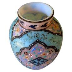 """Thomas Webb Moroccan Vase 5"""""""