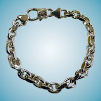 925 Italy Bracelet For Charms