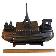 Unique Eiffel Tower Inkstand