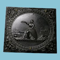"""Liberty"" 1/6 Plate Union Case With Daguerreotype"