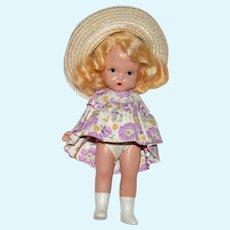 Nancy Ann Judy Ann Storybook Bisque Mistress Mary