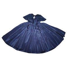 1950s Alexander Cissy Taffeta Dress with Matching Jacket