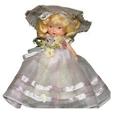 Nancy Ann Storybook Bridesmaid Doll