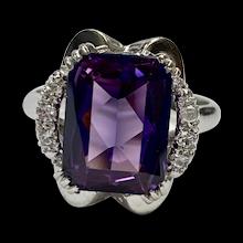 Alexandrite   Vintage Jewelry