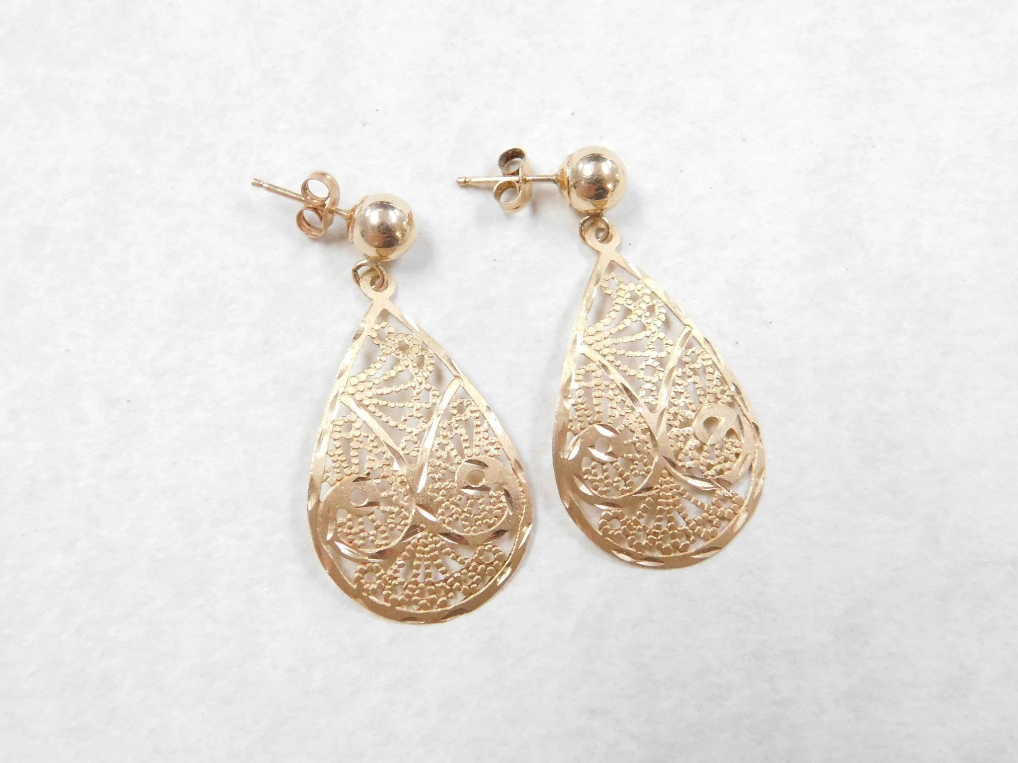 vidal mexican s handmade earrings gloria products filigree