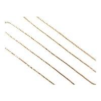 "Box Chain 14k Gold 16"" Length, 2.4 Grams"
