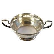 Estate Sterling Silver Soup Bowl Holder - Reed & Barton