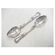 Gorham Buttercup Oval Soup Spoon, Sterling Silver