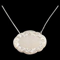 """Sterling Silver S. Kirk & Son Necklace ~ 18"""""""