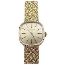 Vintage 18k Gold Ladies Audemars Piguet Watch