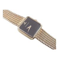 Vintage 18k Gold Ladies Jaeger-LeCoultre Watch