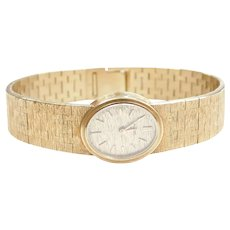 18k Gold Piaget Ladies Watch 6 3/8""