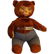 Vintage Ideal Smokey The Bear