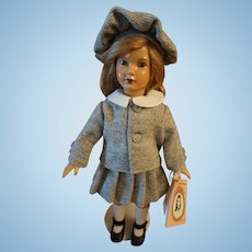 "14"" Effanbee Cindy Doll"