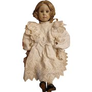 "19"" ""French Doll"" from Pat Thompson collection"