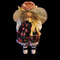 Gretchen Wilson Little Souls Dorinda Bridesmaid Doll