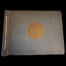 1920s Illinois Woman's College Scrapbook