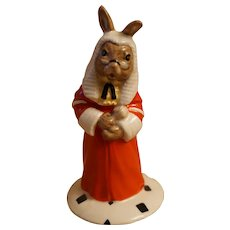 Royal Doulton Bunnykins Judge Figurine DB188