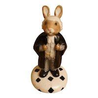 Royal Doulton Bunnykins Lawyer Figurine DB214
