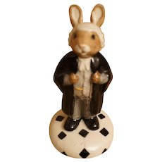 Royal Doulton Bunnykins Lawyer Figurine DB214