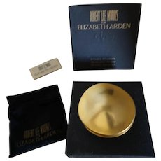 Rare Robert Lee Morris Elizabeth Arden Rituals of Color Compact