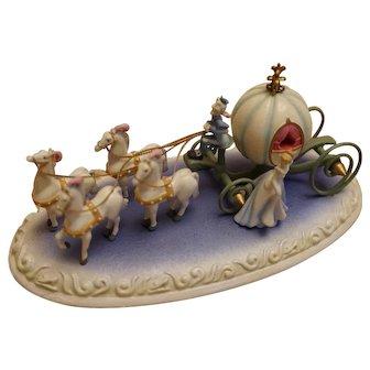 "Disney Olszewski Limited Edition Miniature Figure ""Oh, My Slipper"" DC5 Cinderella"