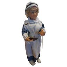 Town Folk Healing Hands Nurse Doll