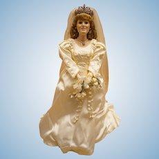 Sarah Ferguson Bride Doll - Royal Wedding Series