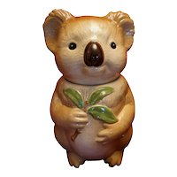 Metlox California Koala Bear Cookie Jar