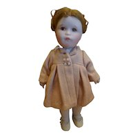 """Patricia Coffer """"Tansie Comes to Visit"""" Porcelain Doll"""