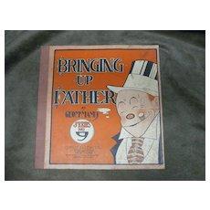 Bringing Up Father Jiggs Comic Strip Book, 1925 Cupples Leon