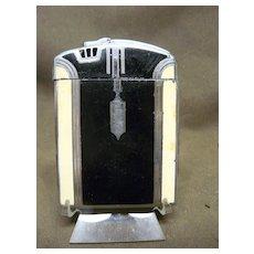Vintage Art Deco Ronson Lighter Cigarette Case