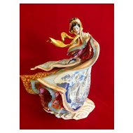 "Franklin Mint ""Empress of the Snow"" by Caroline Young"