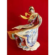 """Franklin Mint """"Empress of the Snow"""" by Caroline Young"""