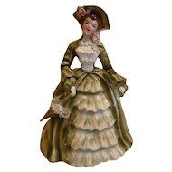 "Florence Ceramics of Pasadena ""Charmaine"" Figurine"
