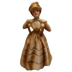 "Florence Ceramics of Pasadena ""Laura"" Figurine"