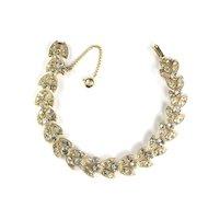 Ora Crystal Rhinestone Bracelet