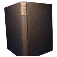 """The Case of Oscar Slater""  A. Conan Doyle, 1st American Edition"