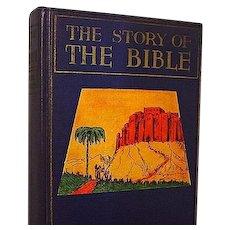 The Story of the Bible, Hendrick Van Loon, 1923