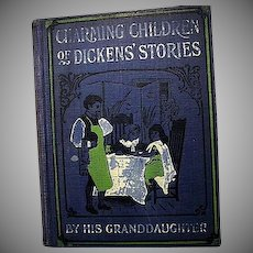 """""""Charming children of Dickens' Stories"""", Mary Dickens his Granddaughter"""